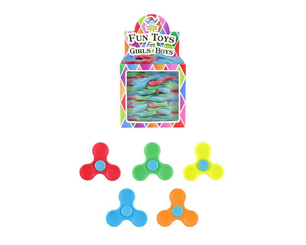 Finger Spinner Assorted colour