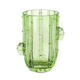 Tropical Fiesta Cactus Glass