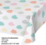 Sunshine Plastic Table Cover