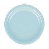 Pastel Blue Dessert Plates
