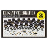 Elegant Celebration Party Kit for 50 People