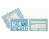 Baby On Board Invites and Envelopes