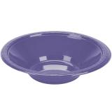 Purple Heavy Duty Plastic Bowls