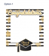 Graduation Frame 4 Small Size