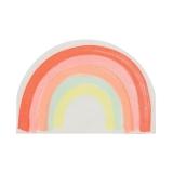Rainbow Large Napkin
