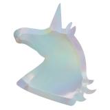 Unicorn Shaped Plate