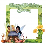 Tinker Bell Frame Small Size
