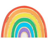 Over the Rainbow Napkin