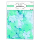 Rebbeca Butterfly Flower Fabric Confetti