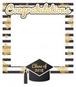 Graduation Frame 4 Large Size