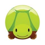 Toby Turtle Melamine Plate