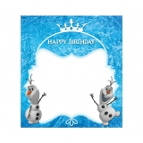 Frozen Olaf Frame Small Size