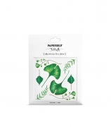 Ginkgo Leaves Temporary Tattoo