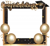 Graduation Frame 5 Medium Size