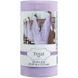 Lilac Tulle Spool