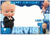 Boss Baby Frame Small Size