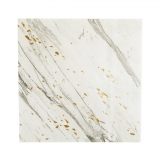 Blanc White Marble Lunch Paper Napkins