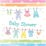 Baby Clothes Lunch Napkin
