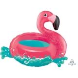 Flamingo Super shape Foil Balloon