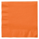 Sunkissed Orange Lunch Napkins