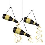 New Year Hanging Bottle Decoration