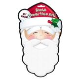 Santa Facial Hair Set