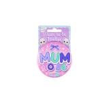 Pink Mum to Be Badge