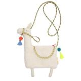 Llama Cross Body Bag