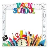 Back To School Frame Medium Size