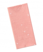 Pink Scattered Stars Table Cloth