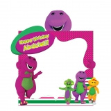 Barney Frame Theme Small Size