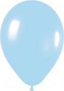 Caribbean Blue Latex Balloon