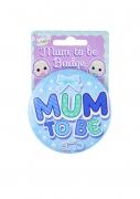 Mum to Be Blue Badge