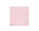 Pale Pink Simply Eco Small Napkins