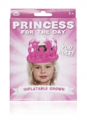 Inflatable Crown Princess of the Day