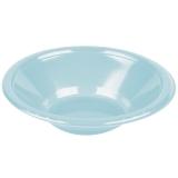 Pastel Blue Heavy Duty Plastic Bowls