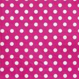 Pink Polka Dot Flair Napkin Lunch