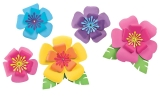 Hibiscus Paper Flower Decorations