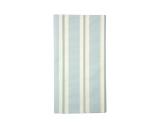 Pale Blue Stripe Paper Tablecloth