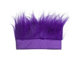 Purple Crazy  Hair Headband