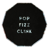 Pop Fizz Clink Coasters