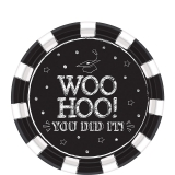 You Did It Grad Dessert Plates