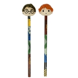 Harry Potter Pencils with 3D Erasers