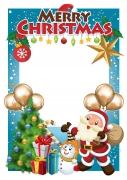 Christmas Frame x-Large