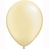 Satin Pearl Ivory Latex Balloon