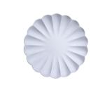 Pale Blue Simply Eco Large Plates
