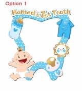 First Tooth Frame Small Size