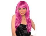 Glamorous Pink Wig