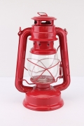 Utility Red Storm Lamp