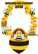 Spell Bee X-Large Frame